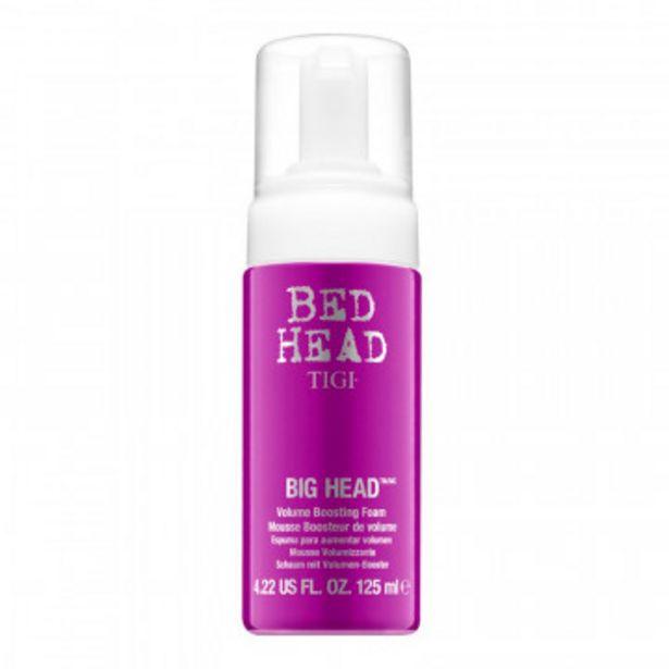 Oferta de TIGI - Bed Head Big Head Volume Booting Foam por 5,9€