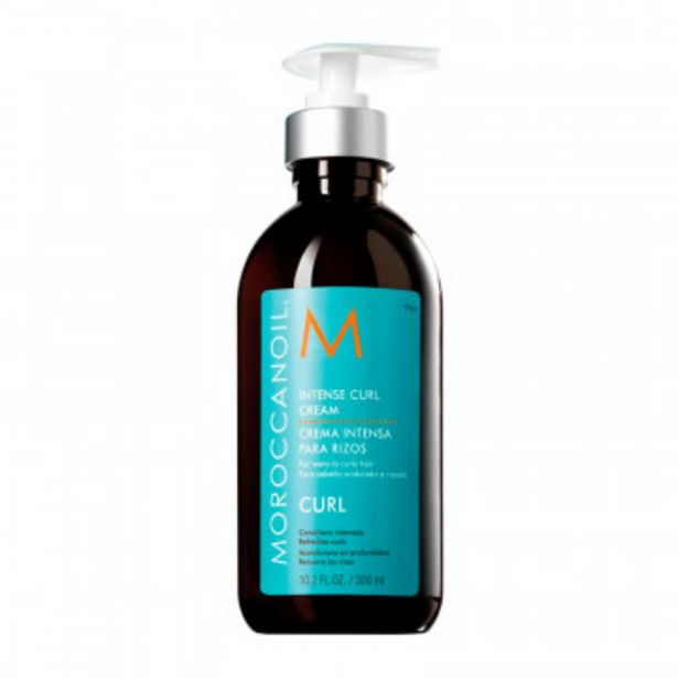 Oferta de MOROCCANOIL - Curl Intense Curl Cream por 29,9€
