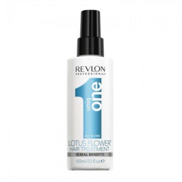 Oferta de REVLON - Uniq One Lotus Hair Treatment por 7,95€
