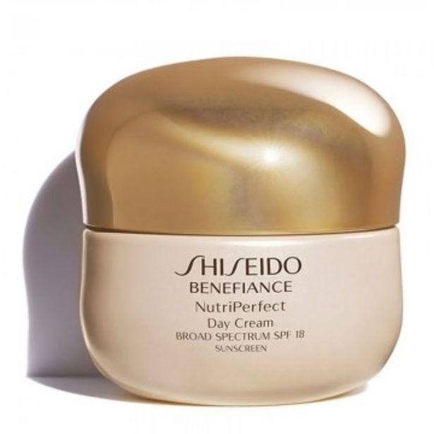Oferta de SHISEIDO - Benefiance Nutriperfect Day Cream SPF18 por 77,99€