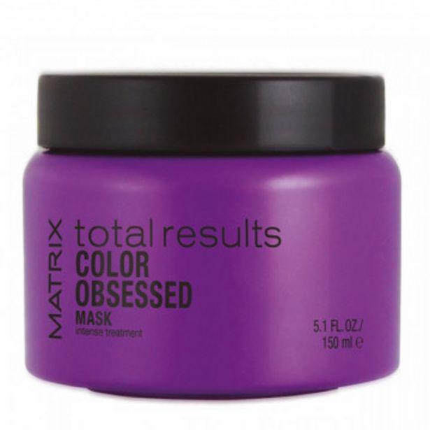 Oferta de MATRIX - Total Results Color Obsessed Mask por 12,68€