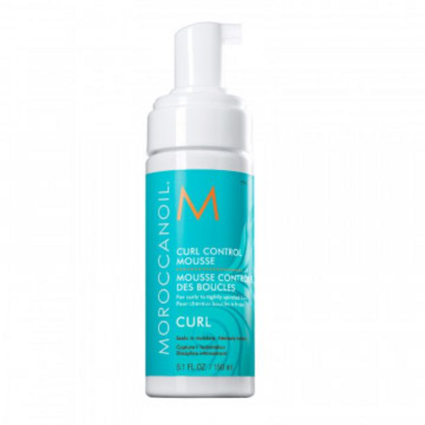 Oferta de MOROCCANOIL - Curl Control Mousse por 18,95€