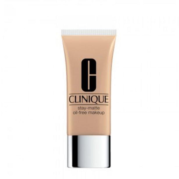 Oferta de CLINIQUE - Stay-Matte Oil-Free Makeup por 22,31€