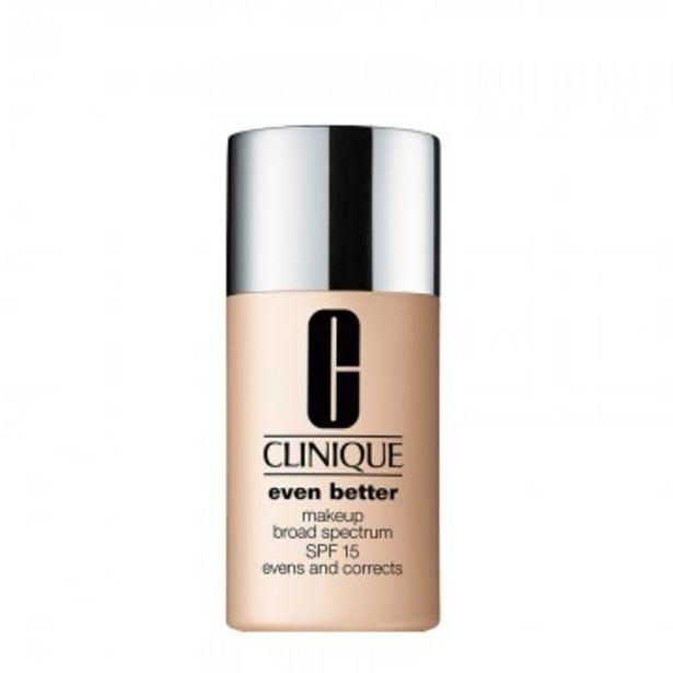Oferta de CLINIQUE - Even Better Makeup SPF15 por 23,66€