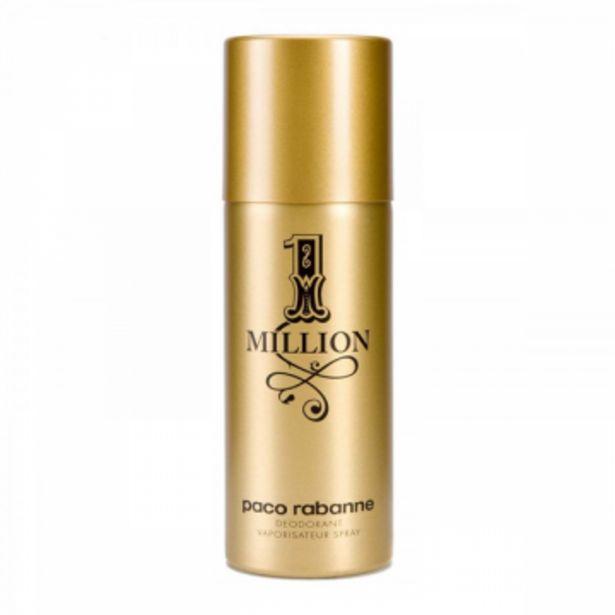 Oferta de PACO RABANNE - 1 Million (Deodorant Spray) por 17,2€