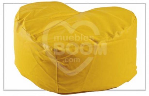Oferta de Puff corazon amoldable 006-016 por 56€