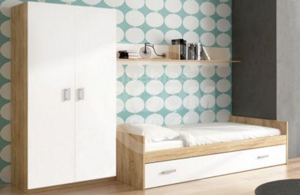 Oferta de Dormitorios juveniles con armario 012-757 por 378€