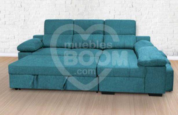 Oferta de Chaise longue cama extraible con pouffs OFE DIA SD4 por 555€