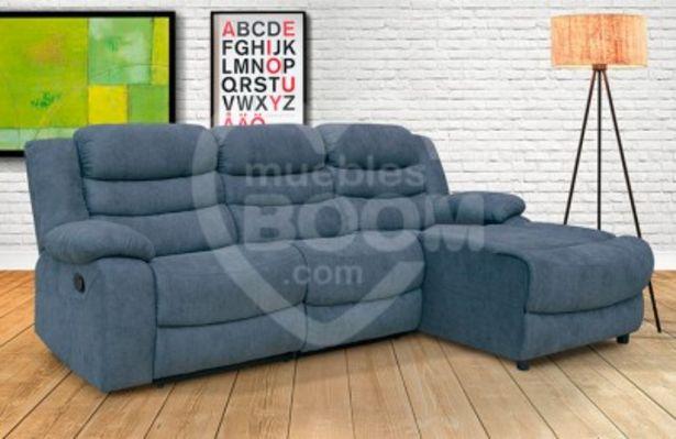 Oferta de Chaise longue derecha 1 relax 012-973 CHA DE por 883€