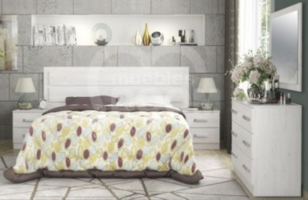 Oferta de Dormitorios matrimonio 012-949 por 141€