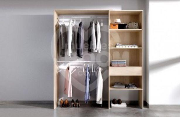 Oferta de Armario vestidor adaptable 045.135 por 167€