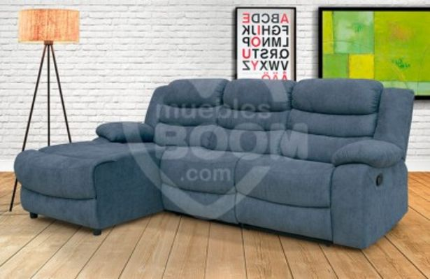 Oferta de Chaise longue izquierda 1 relax 012-973 CHA IZ por 883€
