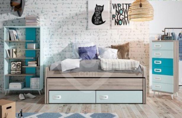 Oferta de Dormitorios juveniles 291-296 por 743€