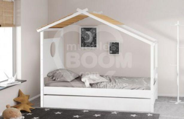 Oferta de Dormitorio infantil con forma de casa 422.010 por 268€