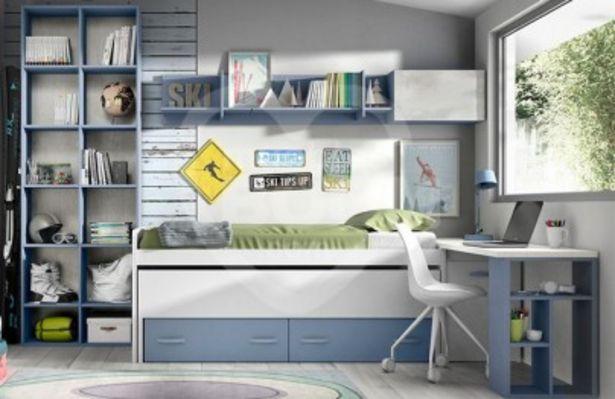 Oferta de Dormitorios juveniles con zona estudio por 1103€