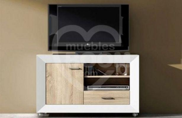 Oferta de Mesa tv puerta cajon 350-016 por 172€