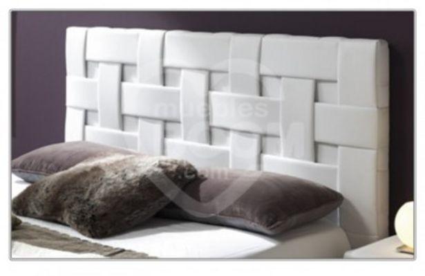 Oferta de Cabecero tapizado 006-016 CAB TAP 01 por 152€