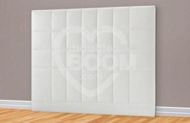 Oferta de Cabecero tapizado polipiel OFE DIA L2 por 76€