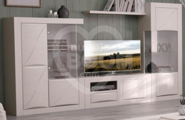 Oferta de Composiciones de salón 310 cm. con madera 312-051 por 1634€