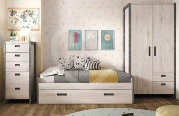 Oferta de Dormitorios juveniles con armario 063-116 por 785€