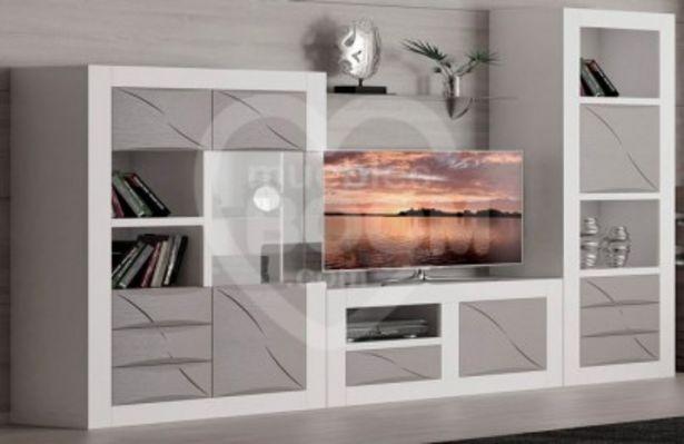 Oferta de Composiciones de salón 310 cm. con madera 312-051 por 1676€