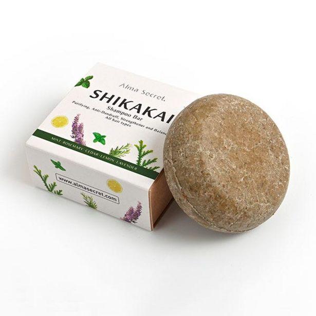 Oferta de Shikakai Solid Shampoo por 15,95€