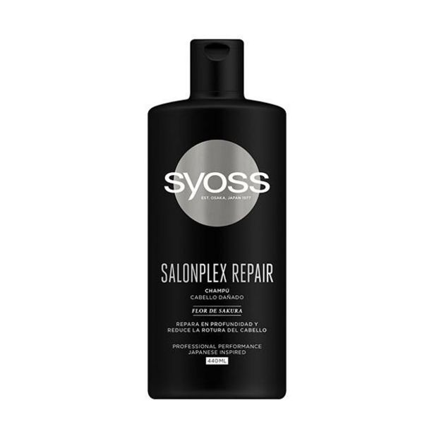 Oferta de Salon Plex Shampoo por 2,99€