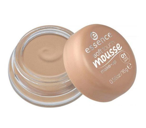 Oferta de Soft Touch Mousse Make-Up por 3,79€