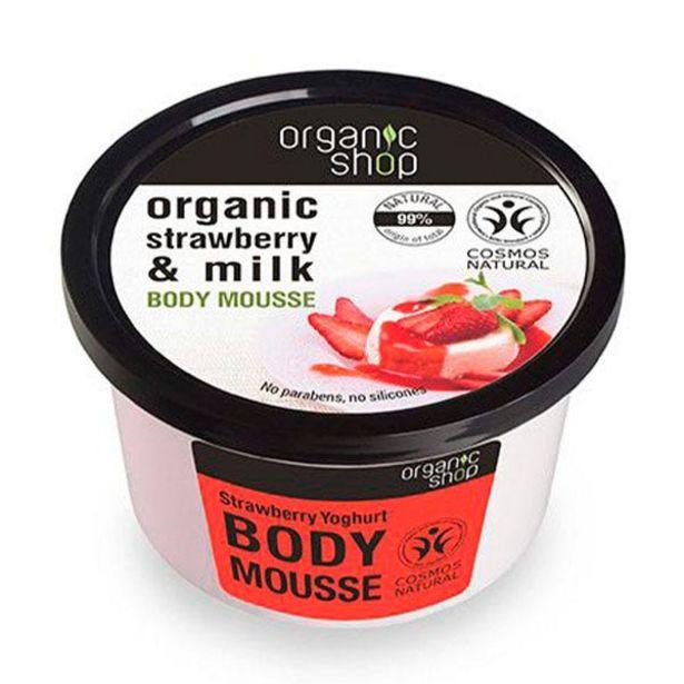Oferta de Body Mousse Strawberry Yoghurt por 2,49€