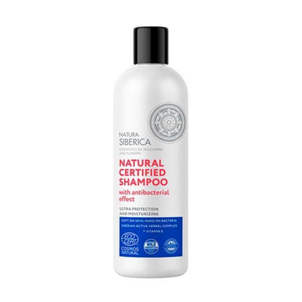 Oferta de Champú Natural Certificado Efecto Higienizante por 5,5€