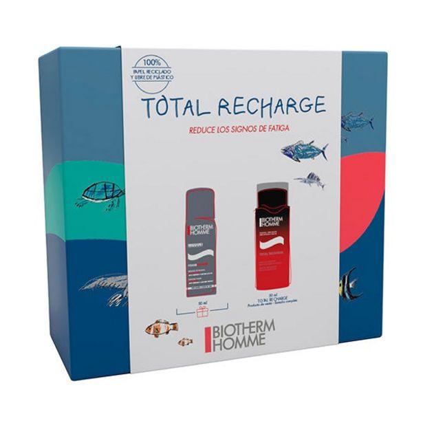Oferta de Estuche Total Recharge Homme por 30,95€