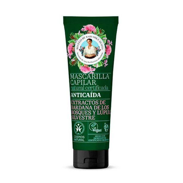 Oferta de Green Agafia Mascarilla Capilar Anticaída por 2,8€