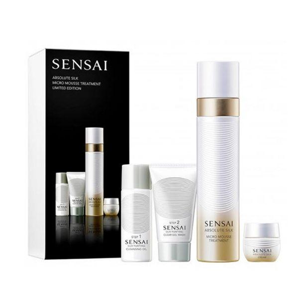 Oferta de Estuche Absolute Silk Micro Mousse Treatment por 119€