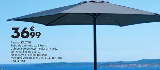 Oferta de Parasol KACTUS  por 36,99€