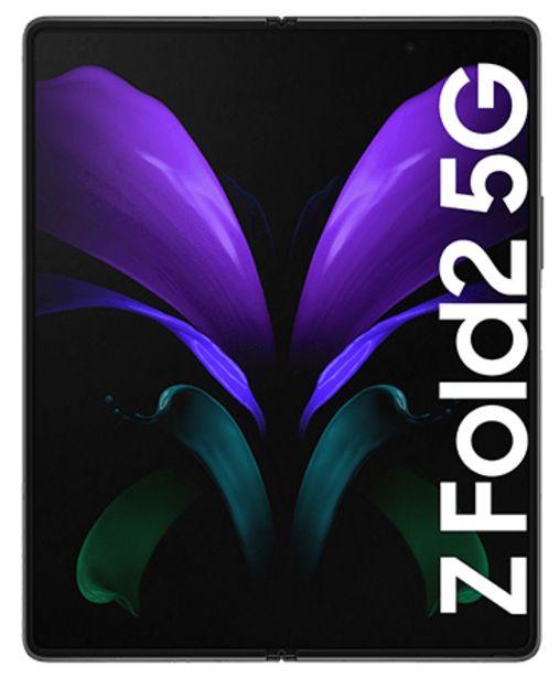 Oferta de Samsung Galaxy Z Fold2 5G 256 GB negro por 1499€