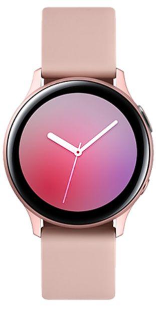 Oferta de Samsung Galaxy Watch Active2 Bluetooth Aluminium 40 mm Rosa por 199€