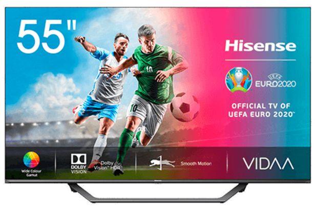 Oferta de Smart TV Hisense 55'' A7500F por 549,99€