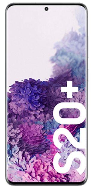 Oferta de Samsung Galaxy S20+ 128 GB Gris por 649€
