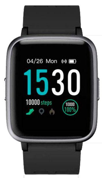 Oferta de Smartwatch BuddyhrPro negro por 89,99€