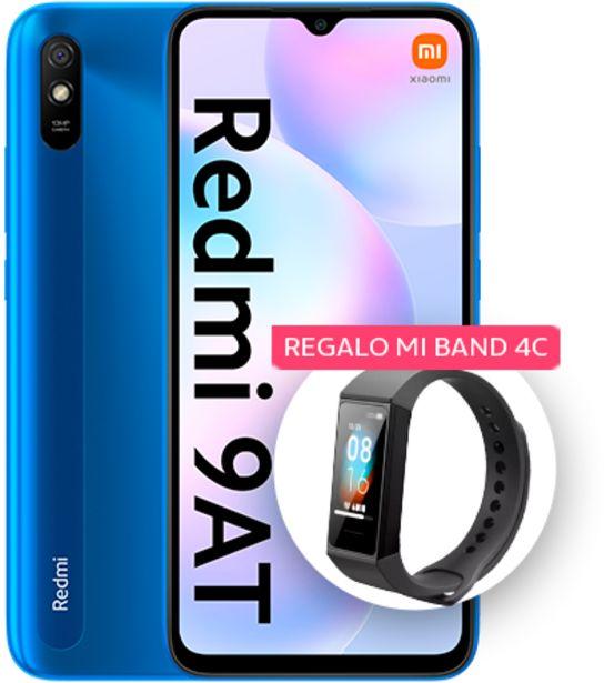Oferta de Xiaomi Redmi 9AT 32GB Azul por 99€