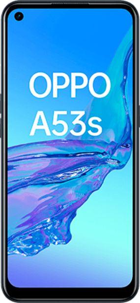 Oferta de Oppo A53s Negro 128 GB por 179€