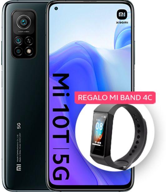 Oferta de Xiaomi Mi 10T 128 GB Negro por 329€