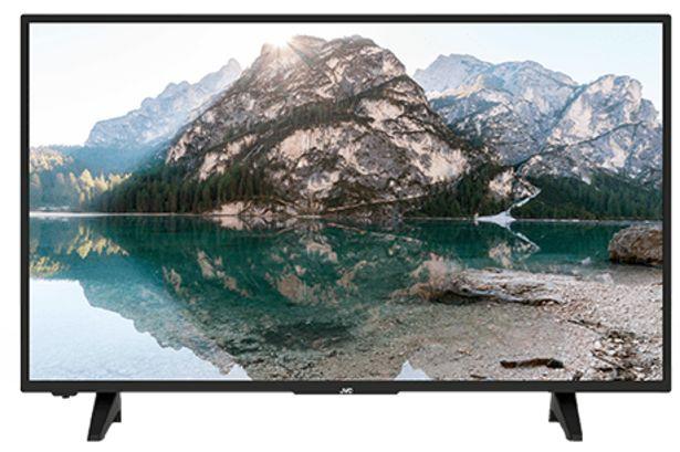 """Oferta de Smart TV 58"""" JVC VU3000 por 529€"""
