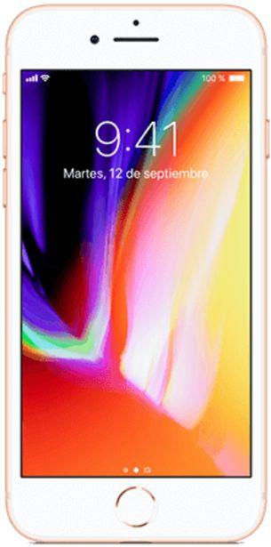 Oferta de IPhone 8 256 GB Oro Seminuevo por 299€