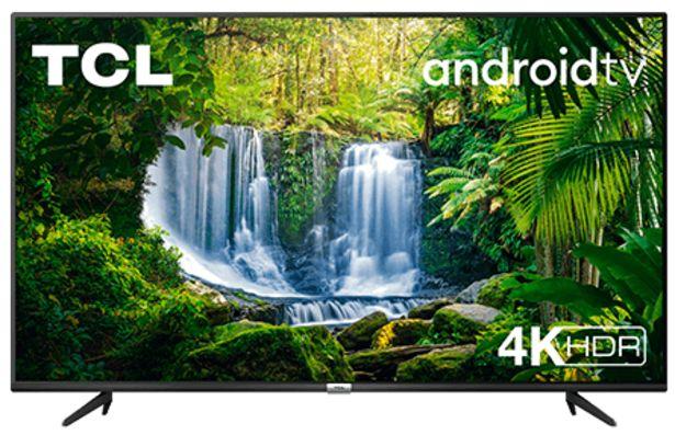Oferta de Smart TV TCL 65P615 por 649€