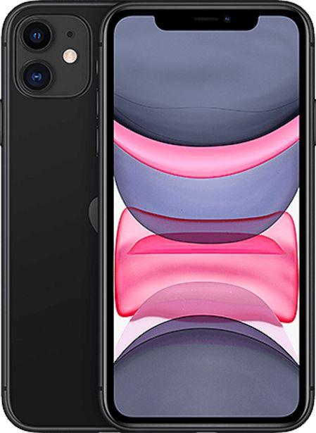 Oferta de IPhone 11 64GB Negro por 629€
