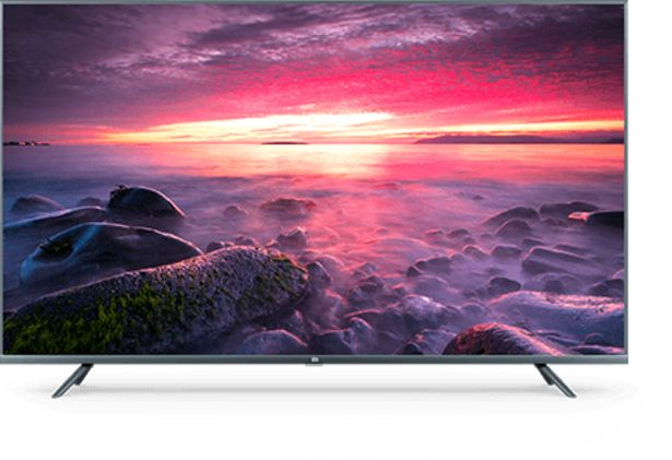 Oferta de Xiaomi Mi LED TV 4S 55'' negro por 549€