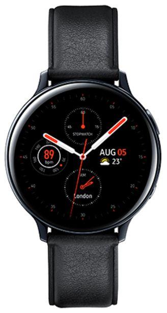 Oferta de Samsung Galaxy Watch Active2 44mm Negro por 239€