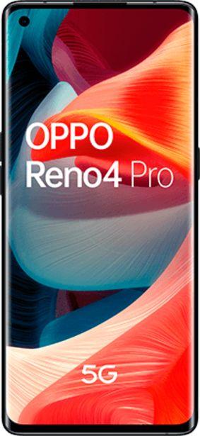 Oferta de OPPO Reno4 Pro 5G negro 256 GB por 599€