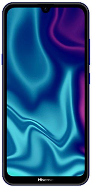 Oferta de HISENSE Infinity H30 Lite violet ocean 32 GB por 159€